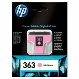 Tusz Oryginalny HP 363 (C8775E) (Jasny purpurowy) do HP Photosmart D7360