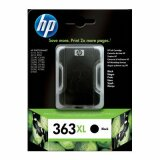 Tusz Oryginalny HP 363 XL (C8719E) (Czarny) do HP Photosmart C5183