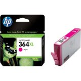 Tusz Oryginalny HP 364 XL (CB324EE) (Purpurowy) do HP Photosmart 5512 B111f