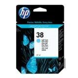 Tusz Oryginalny HP 38 (C9418A) (Jasny błękitny) do HP Photosmart Pro B9100 GP