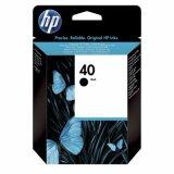 Tusz Oryginalny HP 40 (51640A) (Czarny) do HP Designjet 455CA
