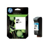 Tusz Oryginalny HP 45 (51645AE) (Czarny) do HP Deskjet 970 CSE