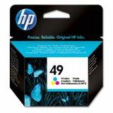 Tusz Oryginalny HP 49 (51649A) (Kolorowy) do HP Deskjet 656 C
