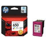 Tusz Oryginalny HP 650 (CZ102AE) (Kolorowy) do HP Deskjet Ink Advantage 4000 All-in-One
