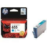 Tusz Oryginalny HP 655 (CZ110AE) (Błękitny) do HP Deskjet Ink Advantage 4615 All-in-One