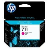 Tusz Oryginalny HP 711 (CZ131A) (Purpurowy)