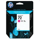 Tusz Oryginalny HP 72 (C9399A) (Purpurowy) do HP Designjet T1120 ps - CK840A