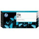 Tusz Oryginalny HP 730 (P2V72A) (Szary) do HP DesignJet T1700