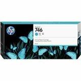 Tusz Oryginalny HP 746 (P2V80A) (Błękitny) do HP DesignJet Z9+ 24-in PostScript