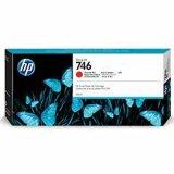 Tusz Oryginalny HP 746 (P2V81A) (Czerwony) do HP DesignJet Z9+ 24-in PostScript