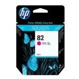 Tusz Oryginalny HP 82 (CH567A) (Purpurowy) do HP Designjet cc800 ps