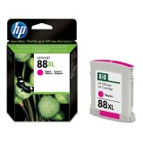 Tusz Oryginalny HP 88 XL (C9392AE) (Purpurowy) do HP Officejet Pro L7780