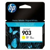 Tusz Oryginalny HP 903 (T6L95AE) (Żółty)