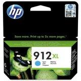 Tusz Oryginalny HP 912 XL (3YL81AE) (Błękitny)