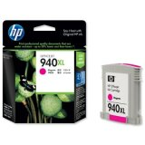 Tusz Oryginalny HP 940 XL (C4908AE) (Purpurowy) do HP Officejet Pro 8500 A909a