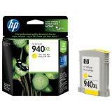Tusz Oryginalny HP 940 XL (C4909AE) (Żółty) do HP Officejet Pro 8500A A910g