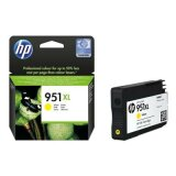 Tusz Oryginalny HP 951 XL (CN048AE) (Żółty) do HP Officejet Pro 8610 e-All-in-One
