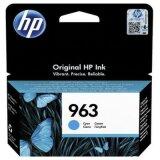 Tusz Oryginalny HP 963 (3JA23AE) (Błękitny)