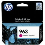 Tusz Oryginalny HP 963 (3JA24AE) (Purpurowy) do HP OfficeJet Pro 9023