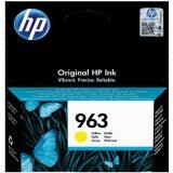 Tusz Oryginalny HP 963 (3JA25AE) (Żółty) do HP OfficeJet Pro 9010