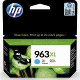 Tusz Oryginalny HP 963XL (3JA27AE) (Błękitny)