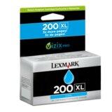 Tusz Oryginalny Lexmark 200XL (14L0198) (Błękitny)