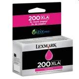 Tusz Oryginalny Lexmark 200XL (14L0199) (Purpurowy)