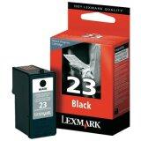 Tusz Oryginalny Lexmark 23 (18C1523E) (Czarny)