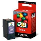 Tusz Oryginalny Lexmark 29 (18C1429E) (Kolorowy)