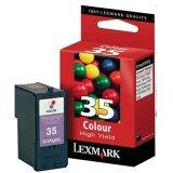Tusz Oryginalny Lexmark 35 (18C0035E) (Kolorowy)