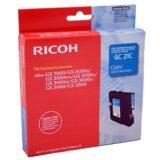 Tusz Oryginalny Ricoh GC-21C (405533) (Błękitny)