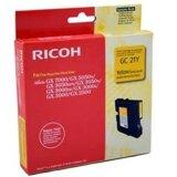 Tusz Oryginalny Ricoh GC-21Y (405535) (Żółty)