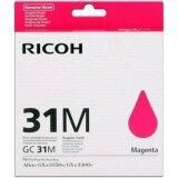Tusz Oryginalny Ricoh GC-31M (405690) (Purpurowy)