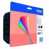 Tusze Oryginalne Brother LC-223 CMYK (LC223CMYK) (komplet) do Brother MFC-J5620 DW