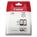 Tusze Oryginalne Canon PG-545 + CL-546 (8287B005) (komplet) do Canon Pixma MG2950