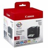 Tusze Oryginalne Canon PGI-2500 CMYK (9254B004) (komplet)