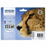 Tusze Oryginalne Epson T0715 (C13T07154010) (komplet)