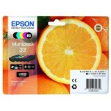Tusze Oryginalne Epson T3337 (C13T33374010) (komplet)