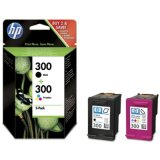Tusze Oryginalne HP 300 (CN637EE) (komplet) do HP Deskjet D5563