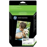Tusze Oryginalne HP 363 MULTI PACK (Q7966EE) (komplet) do HP Photosmart C5194