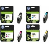 Tusze Oryginalne HP 903 XL CMYK (3HZ51AE) (komplet) do HP Officejet Pro 6970