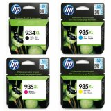 Tusze Oryginalne HP 934XL/935XL (X4E14AE) (komplet) do HP OfficeJet Pro 6830