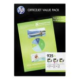 Tusze Oryginalne HP 935 XL CMY (F6U78AE) (trójpak) do HP OfficeJet 6820 e-All-in-One