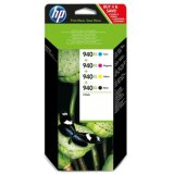 Tusze Oryginalne HP 940 XL (C2N93AE) (komplet) do HP Officejet Pro 8500A A910g
