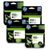 Tusze Oryginalne HP 950 XL/951 XL (C2P43AE) (komplet) do HP Officejet Pro 8100 N811a