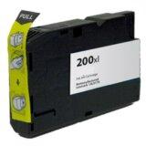 Tusz Zamiennik 200XL do Lexmark (14L0200) (Żółty)