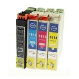 Tusze Zamienniki T1806 do Epson (C13T18064012) (komplet)